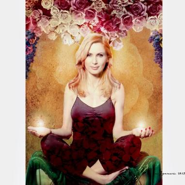 Title : Secret Gradens private collections Model : Luana Ibacka Photo by: - Photoshop post prod.CSS 6 by : danIzvernariu ©2013 ʘ 6014